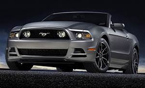 Ford Mustang 2013 : ford officially announces 2013 mustang with updated look and new options mustangs daily ~ Melissatoandfro.com Idées de Décoration