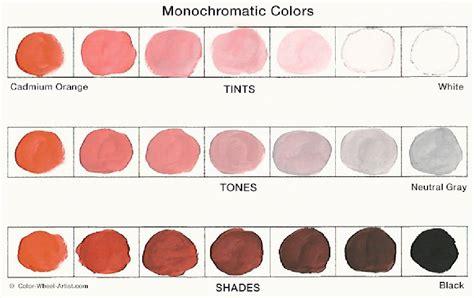 monochromatic color scheme tips  tricks