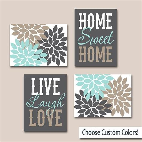Live Laugh Home Decor wall canvas or prints live laugh home sweet home