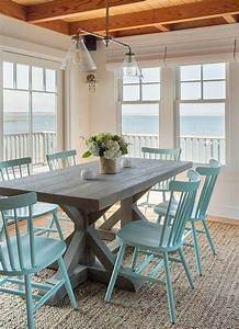 25, Best, Beach, Style, Dining, Rooms, For, A, Bright, Holiday, Feast