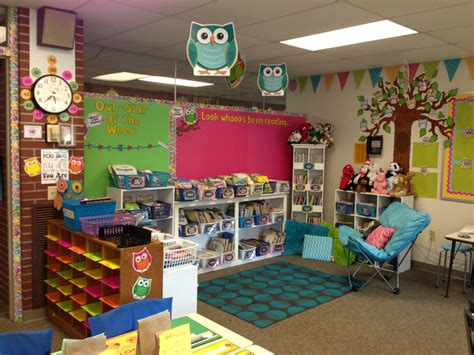 Owl Classroom Schoolgirlstyle