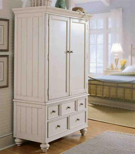 White Armoire by White Wicker Armoire Home Furniture Design