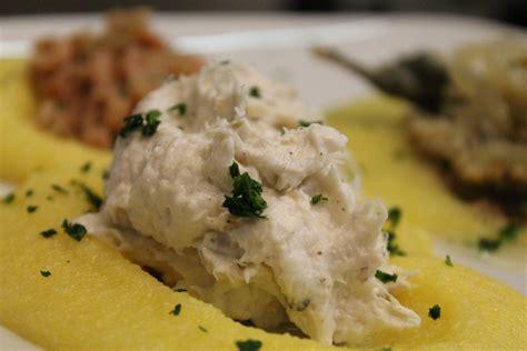 Come Cucinare Il Baccala Ricette by Come Cucinare Il Baccal 224 Baccal 224 Mantecato Con Poenta