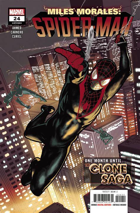 jan miles morales spider man  previews world