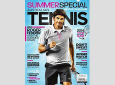 Australian Tennis Magazine December 2013 by Tennis