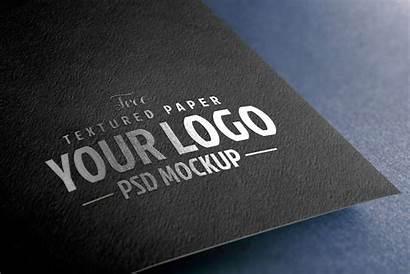 Paper Textured Mockup Psd Mockups Designhooks