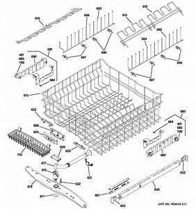 Ge Pdw8700n00bb Dishwasher Parts