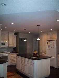 Kitchen island pendant lighting design : Tips for designing recessed kitchen lighting knowledgebase