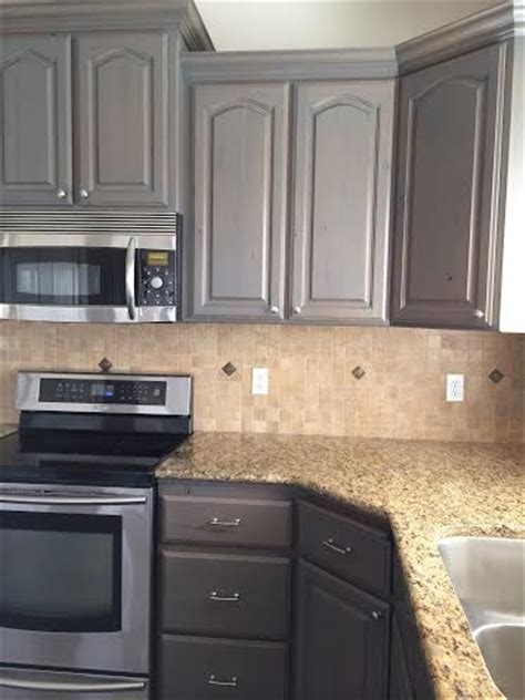 grey stained kitchen cabinets gray stained kitchen cabinets traditional kitchen 4090