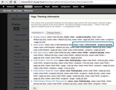 Django Template List Index by Views Bdd With Cakephp Django Drupal7 And Symfony2