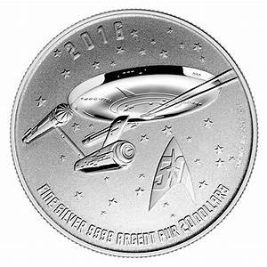 Canadian Money Now Features Star Trek Characters