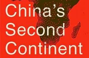 Bookshelf Reviews: REVIEW: CHINA'S SECOND CONTINENT by ...