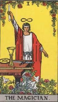 Wizard Tarot Deck by File Rws Tarot 01 Magician Jpg Wikipedia