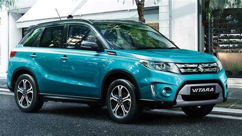 Suzuki Car : Suzuki Vitara 2015 Review