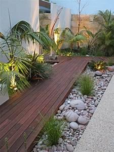 Idée Jardin Zen : le jardin zen japonais en 50 images ext rieur pinterest gravier rochers et mousse ~ Dallasstarsshop.com Idées de Décoration