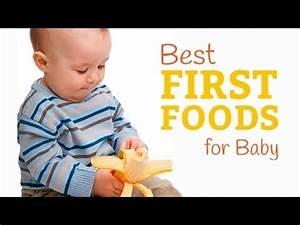 Bett Für Baby : best first foods for baby youtube ~ Watch28wear.com Haus und Dekorationen