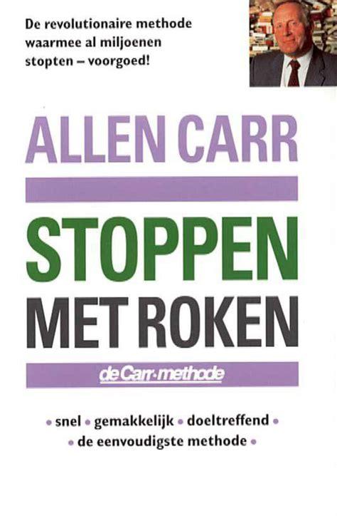 Allen carr stoppen met roken boek pdf