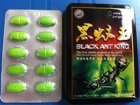 black ant king pills reviews  deemed   safe