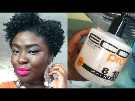 hair gel styles for 4b 4c hair new eco styler styling gel 6624
