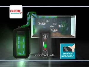 Aquarium Außenfilter Eheim : eheim aussenfilter professionel 3 e youtube ~ Eleganceandgraceweddings.com Haus und Dekorationen