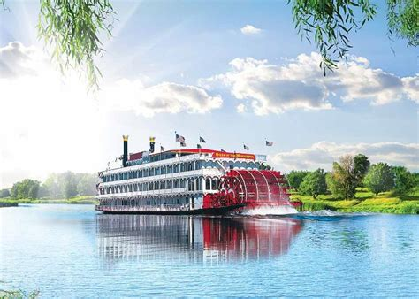 Mississippi River River Boat Cruises by Cruise Deals Discounts Special Offers American Cruise