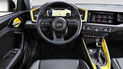 audi   interior specs cars release