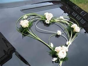 Decoration Voiture Mariage : d coration de voiture raffin e pinterest ~ Preciouscoupons.com Idées de Décoration