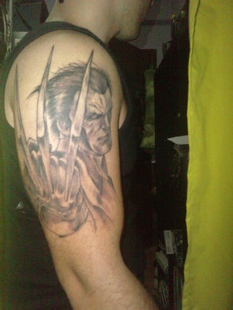 wolverine tattoos designs ideas  meaning tattoos