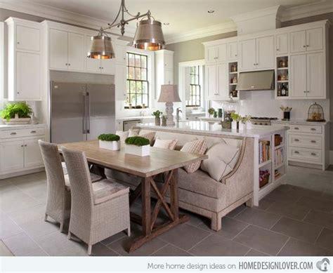 Kitchen Loveseat by Sofa Kitchen Seating Area