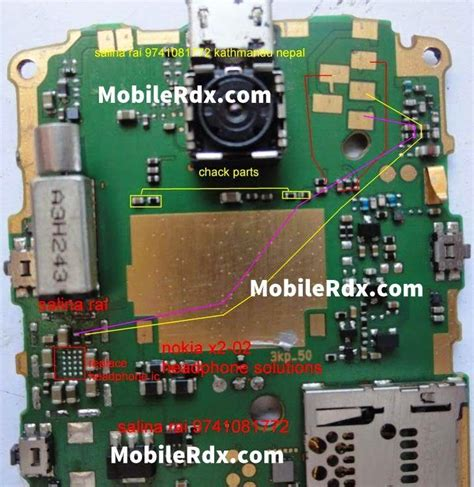 nokia x2 02 lcd nokia x2 02 not working ways jumper solution