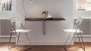 Table Cuisine Petit Espace : petits espaces 5 fa ons de cr er un coin salle manger ~ Teatrodelosmanantiales.com Idées de Décoration