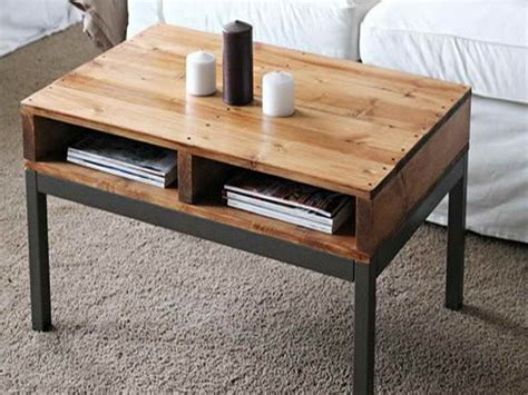 Coffee Table Ideas Diy Pallet Wood