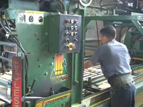 viking champion   automatic pallet nailing machine