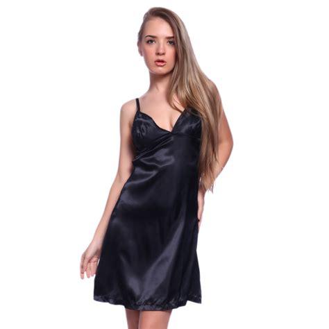robe chambre 2 pcs robe de chambre nuisette satin dentelle m l xl