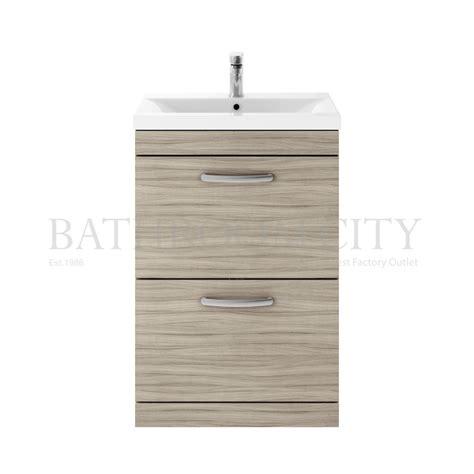 atheana   standing  draw bathroom vanity unit