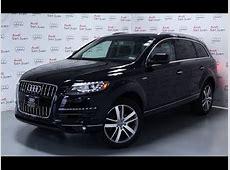 2015 Audi Q7 Premium Plus YouTube