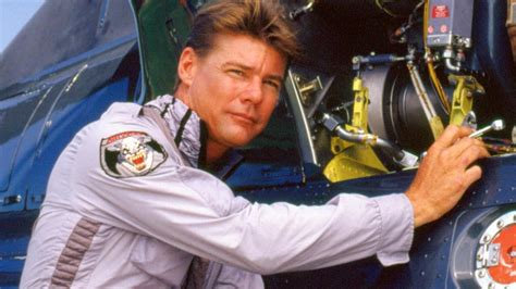 The plane was engulfed in flames. Airwolf star Jan-Michael Vincent dead at 73 | Adelaide Now