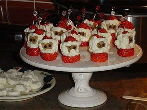 super cute christmas finger food christmas xmas ideas juxtapost