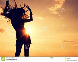 Happiness, dance stock photo. Image of lifestyle, girl ...