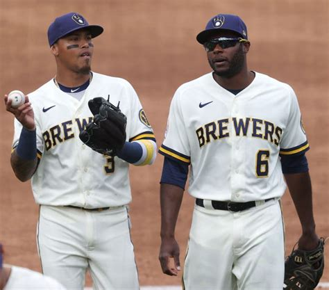 Brewers trade Orlando Arcia to Braves for two right-handed ...