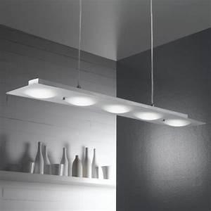 Luminaire Design Led : suspension design lowell suspension design lumaled ~ Teatrodelosmanantiales.com Idées de Décoration