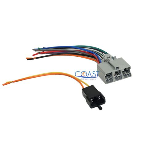 For Gm Radio Wiring Harnes Connector by Into Factory Radio Car Stereo Wire Wiring Harness For