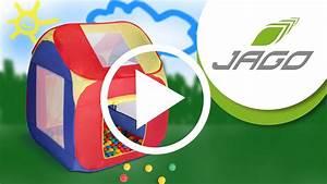 Kinderzelt Mit Bällen : infantastic kinderzelt mit 200 b llen kdzt01 youtube ~ Watch28wear.com Haus und Dekorationen
