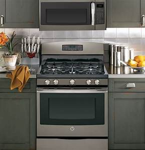 Ge Slate Appliance Package With New GE JGB690EEFES 30 Wide ...