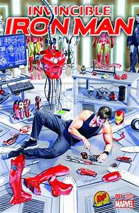 INVINCIBLE IRON MAN #1 DYNAMIC FORCES EXCLUSIVE COVER BY ...