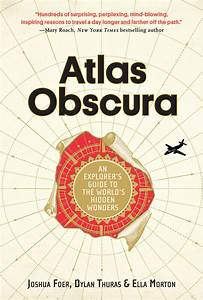 Best Travel Boo... Atlas Obscura