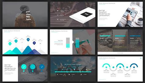 18 Animated Powerpoint Templates With Amazing Interactive