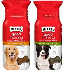 free milk bone good morning daily vitamin treats w photo submission