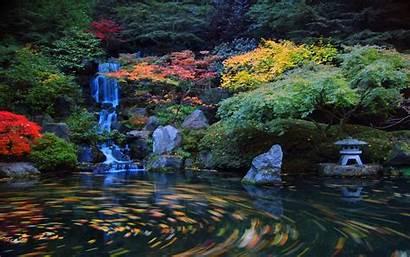 Wallpapers Tattletail Japanese Desktop Backgrounds Garden Lockscreen