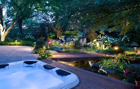 backyard landscaping ideas natural pools shaping